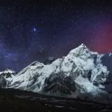 Эверест - самая большая гора в мире (фото Гималаи)